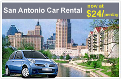 San Antonio Car Rental